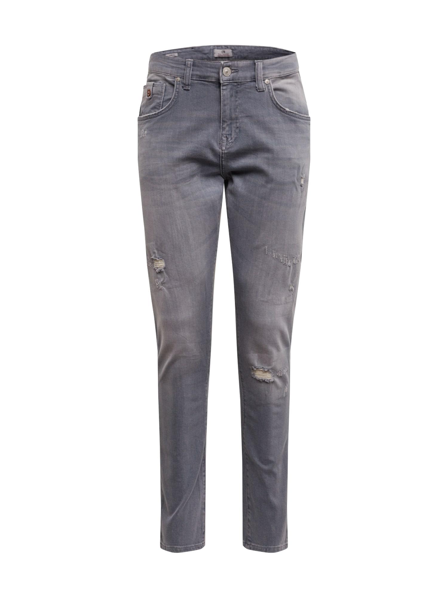 LTB Džinsai 'Joshua' pilko džinso