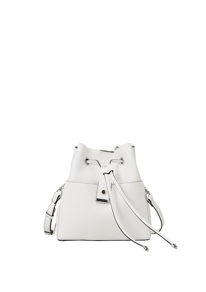Shopper für Frauen - S.Oliver RED LABEL Hobo Bag weiß  - Onlineshop ABOUT YOU