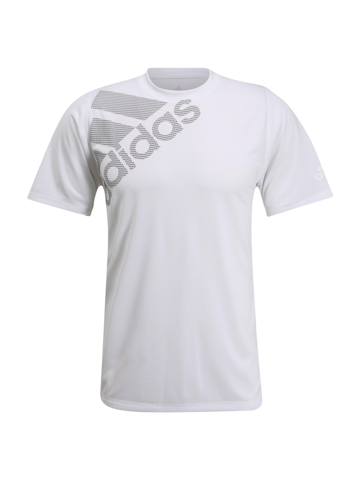 ADIDAS PERFORMANCE Funkční tričko 'FL_SPR GF BOS'  bílá / černá