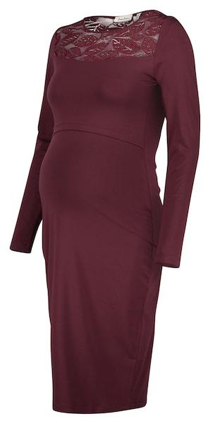 Schwangerschaftsmode - Kleid ' Dresses ' › QUEEN MUM › rot  - Onlineshop ABOUT YOU