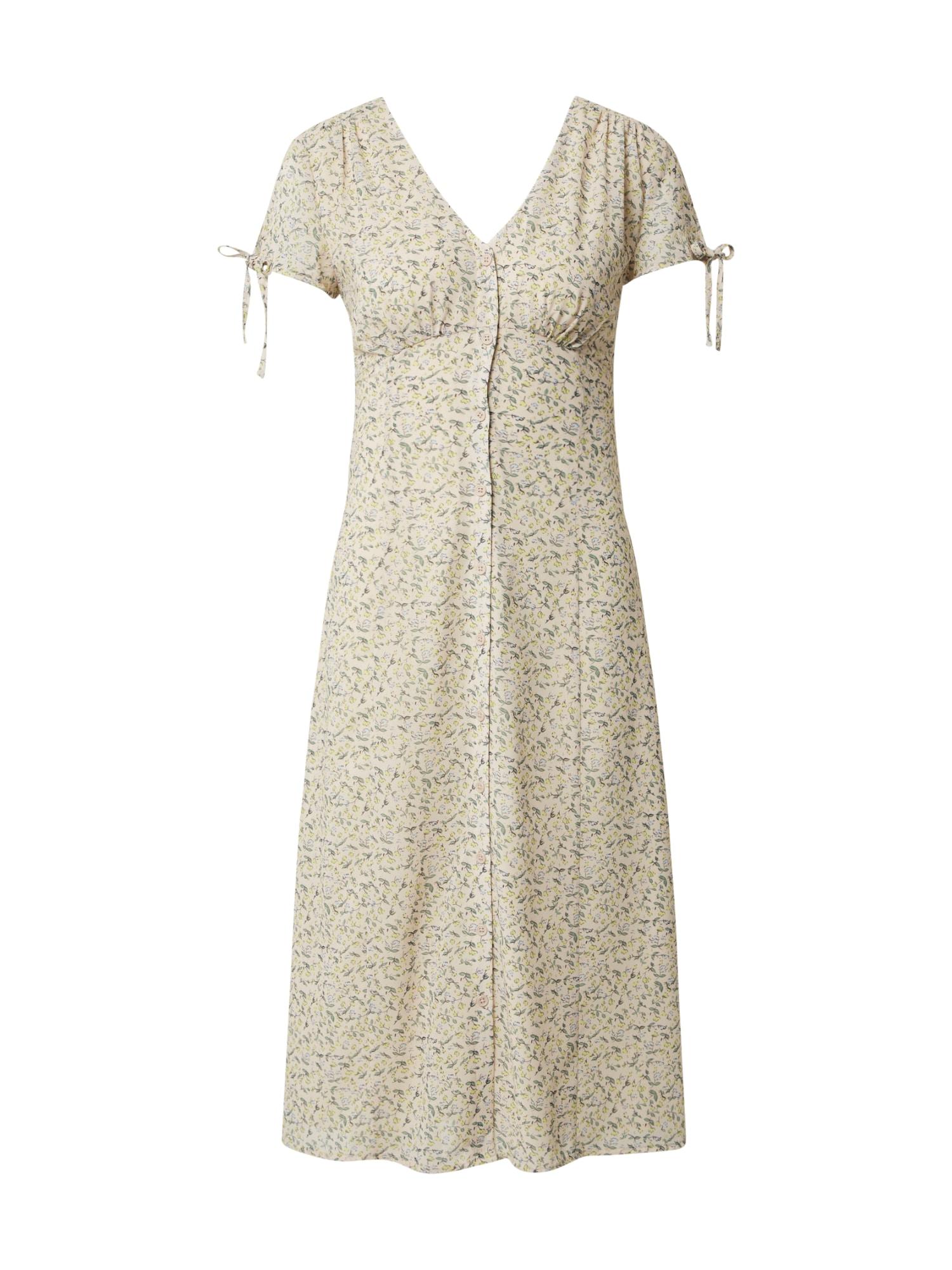 EDITED Vasarinė suknelė 'Elenya' mišrios spalvos