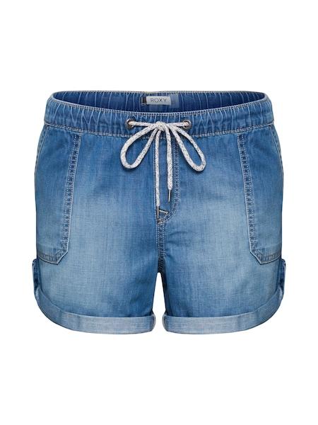 Hosen für Frauen - ROXY Shorts 'ARECIBO DENIM' blue denim  - Onlineshop ABOUT YOU
