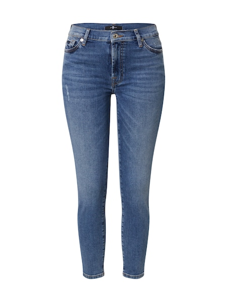 Hosen - Jeans › 7 For All Mankind › blue denim  - Onlineshop ABOUT YOU
