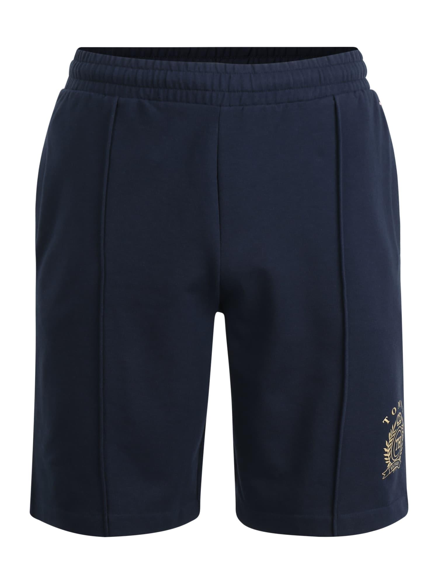 Tommy Hilfiger Underwear Trumpa pižama tamsiai mėlyna