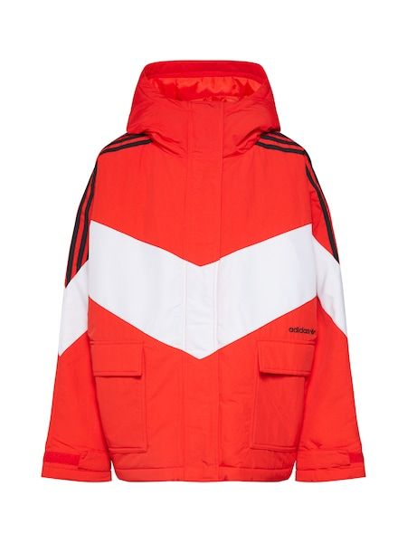 Jacken - Jacke 'ICONIC WINTER J' › ADIDAS ORIGINALS › rot  - Onlineshop ABOUT YOU