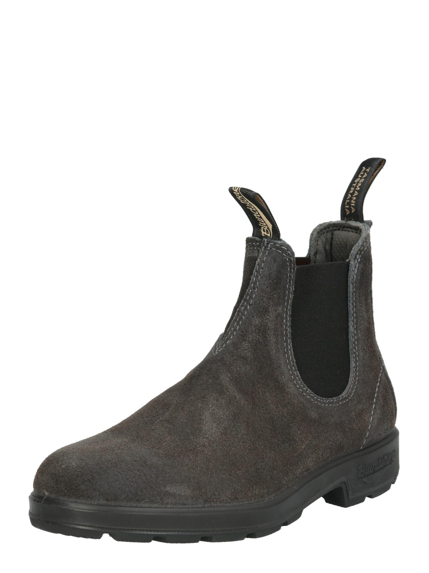 Blundstone Chelsea batai tamsiai pilka