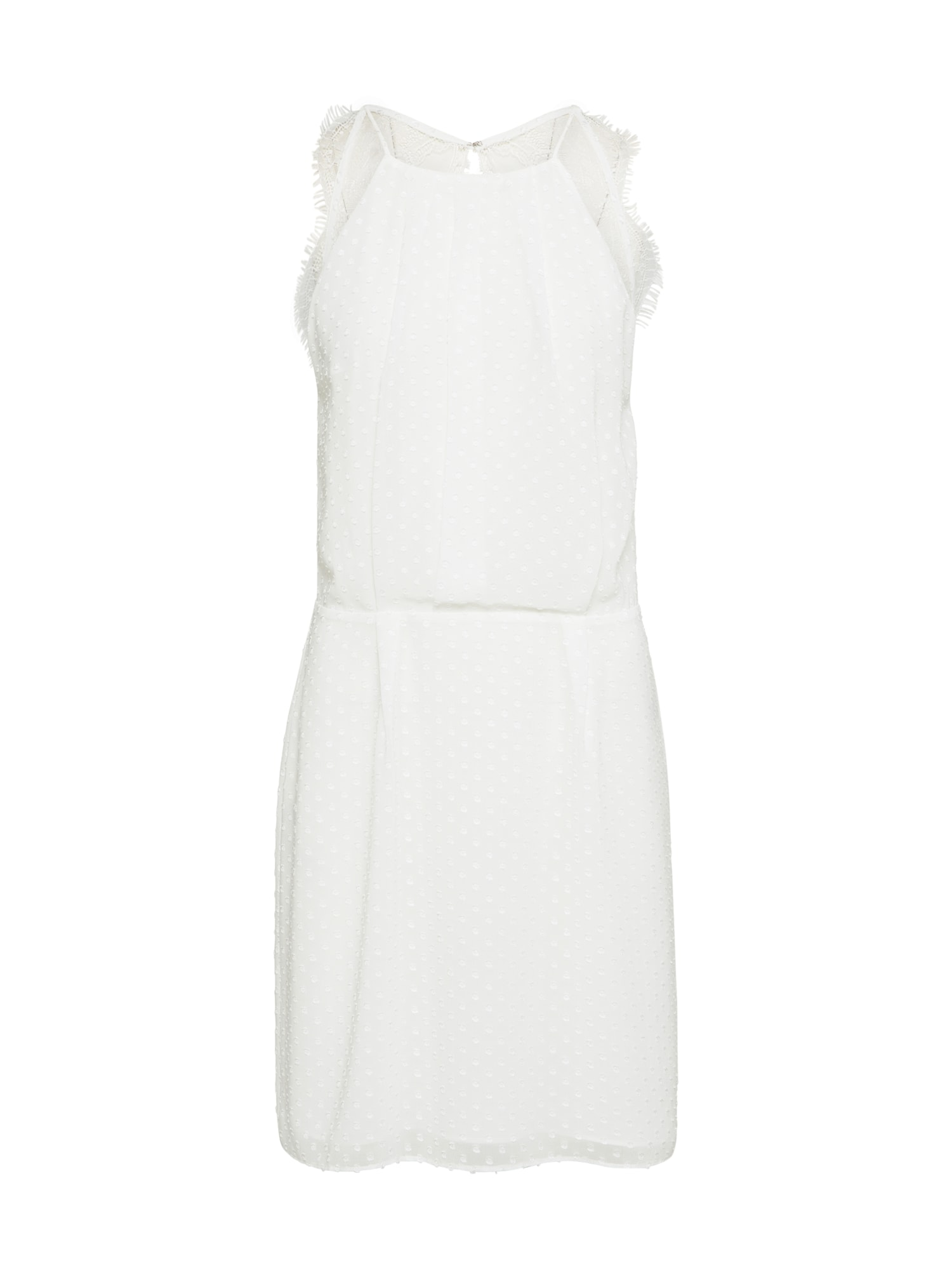 Samsoe Samsoe Kokteilinė suknelė kremo