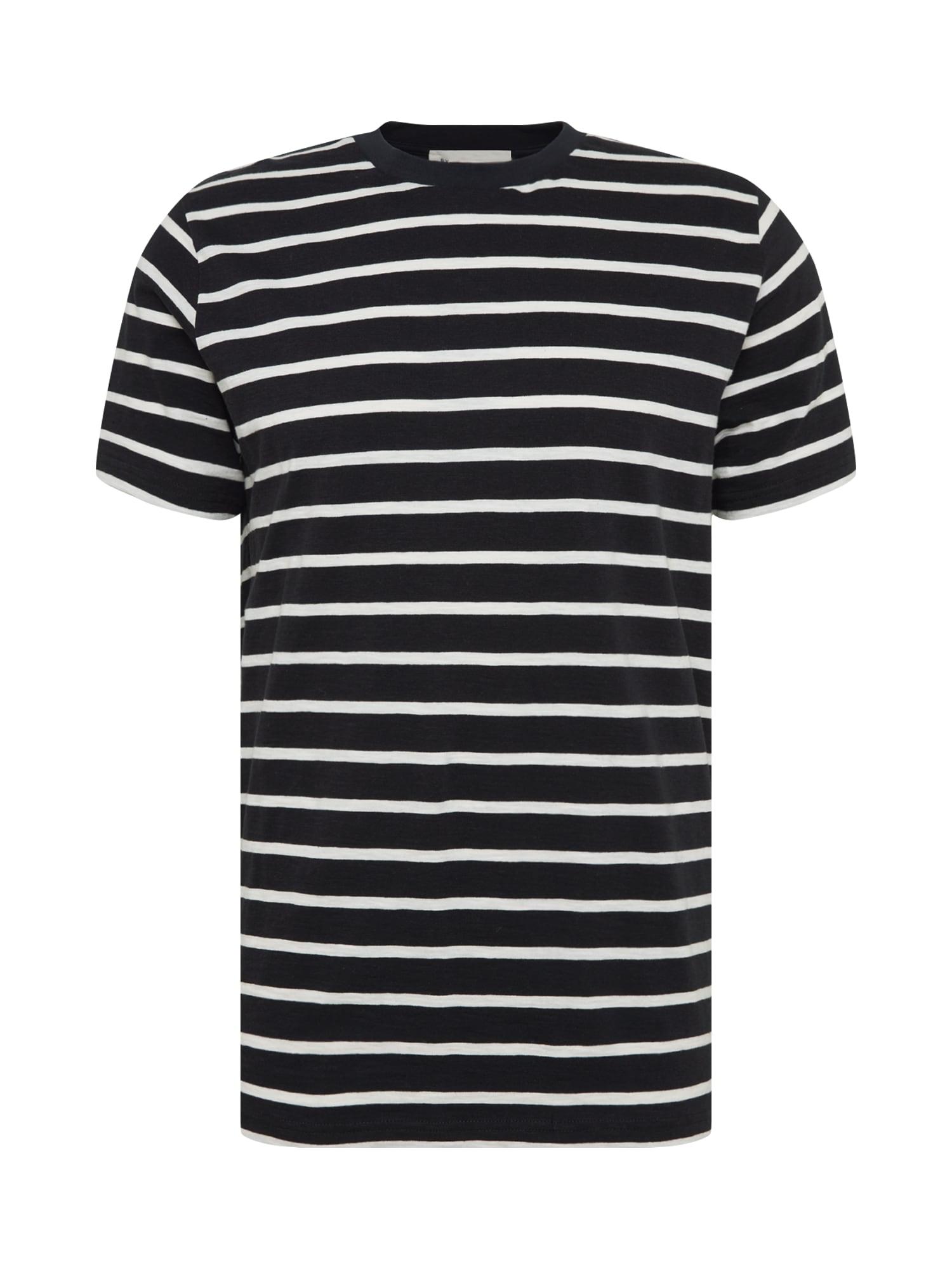 By Garment Makers Marškinėliai balta / juoda