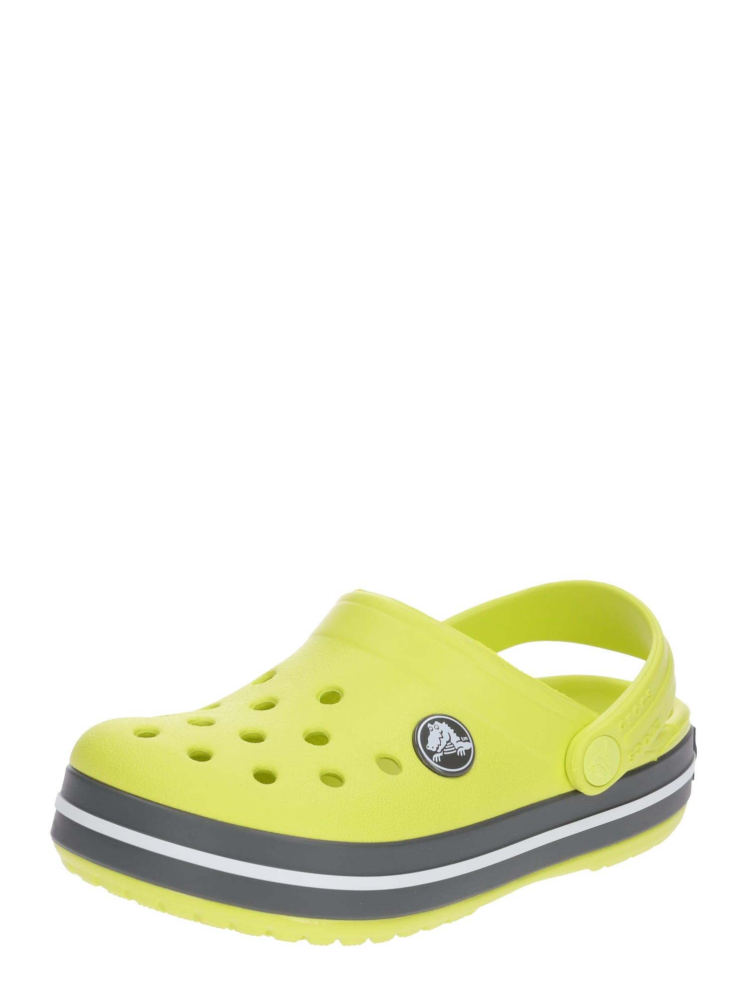 Crocs Otevřená obuv 'Crocband'  kiwi