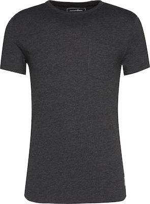 TOM TAILOR DENIM T-Shirt 'crewneck tee with pocket'