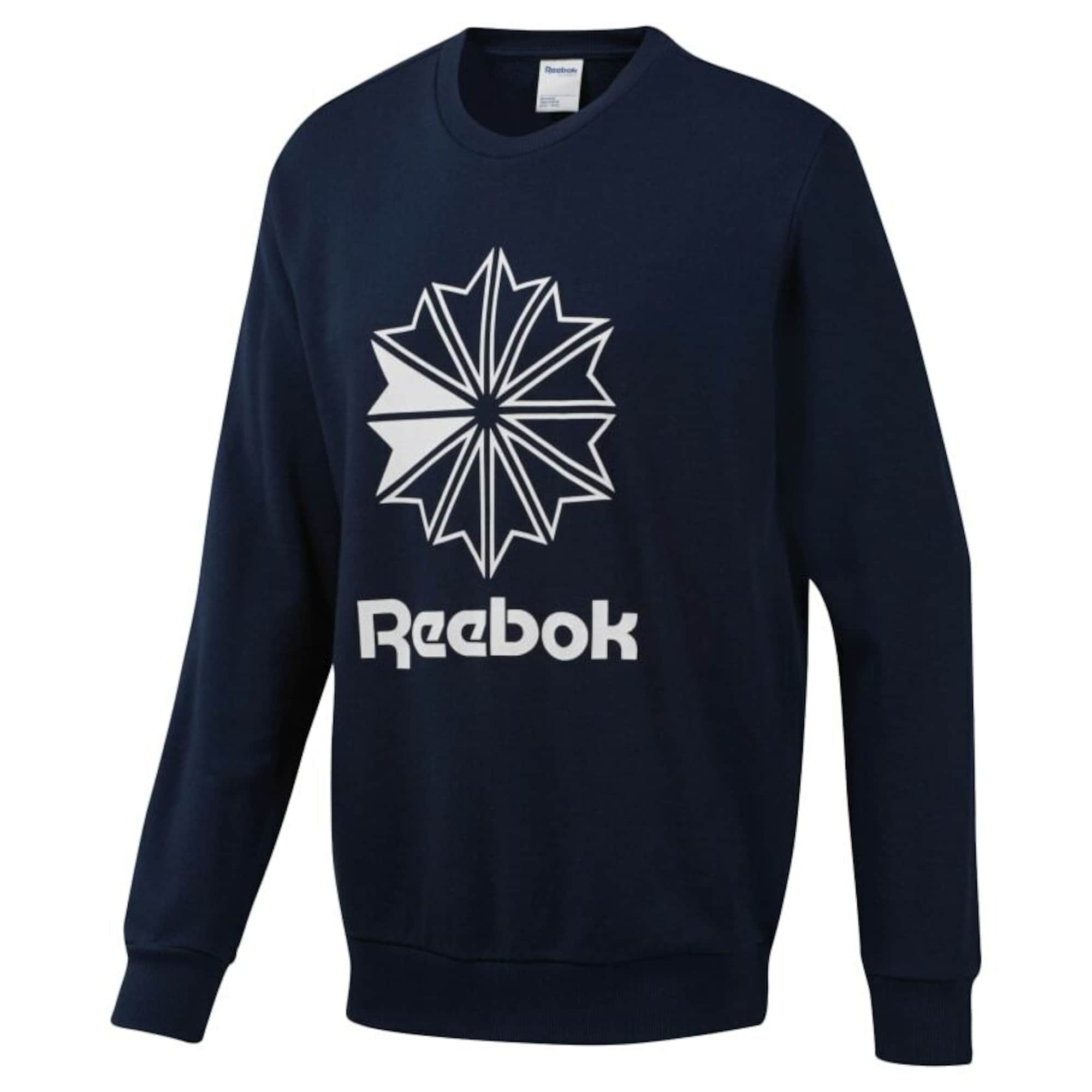 Sweatshirt »AC FT BIG STARCREST« | Bekleidung > Sweatshirts & -jacken | Reebok Classic
