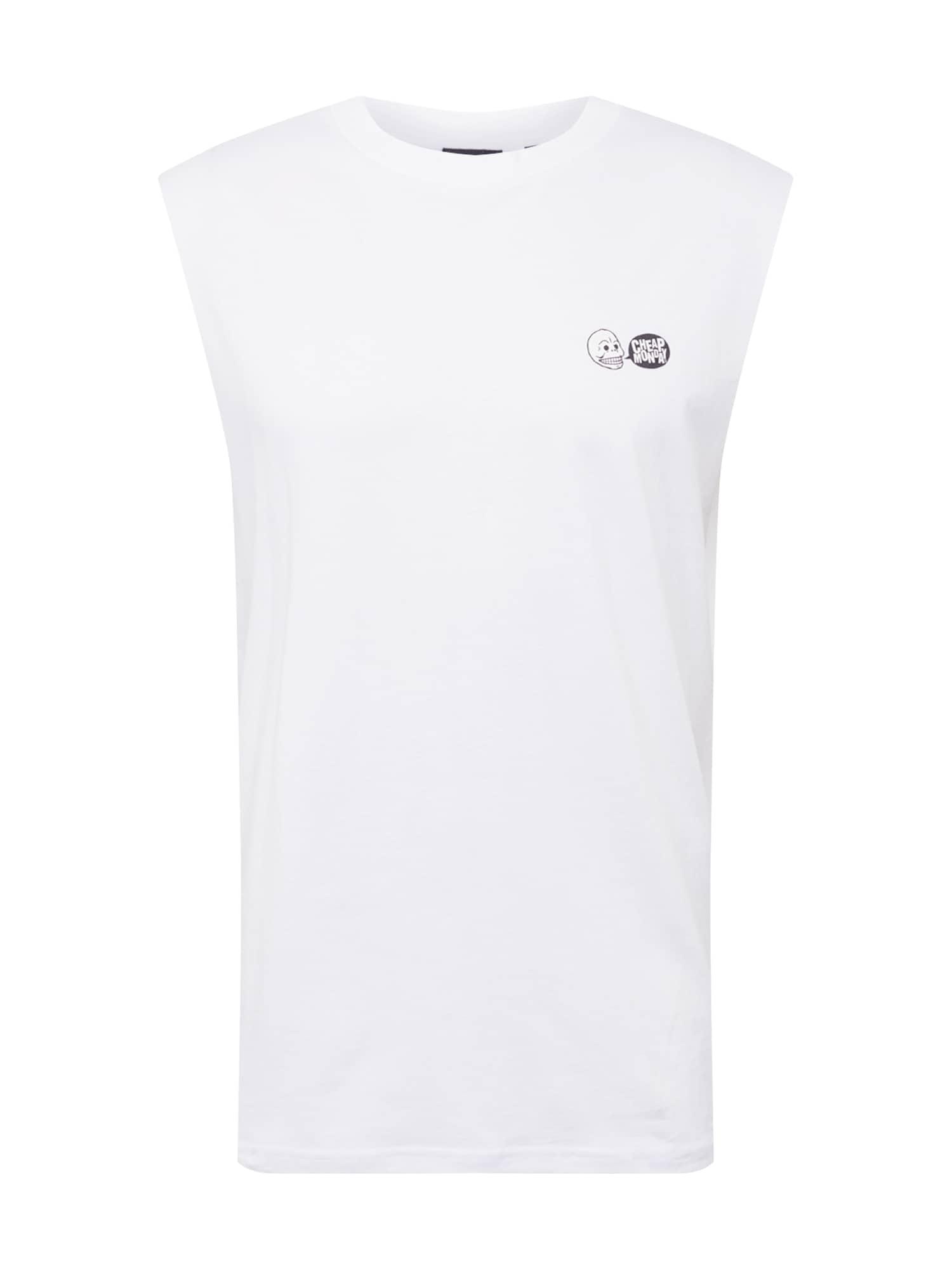 Tričko bílá CHEAP MONDAY