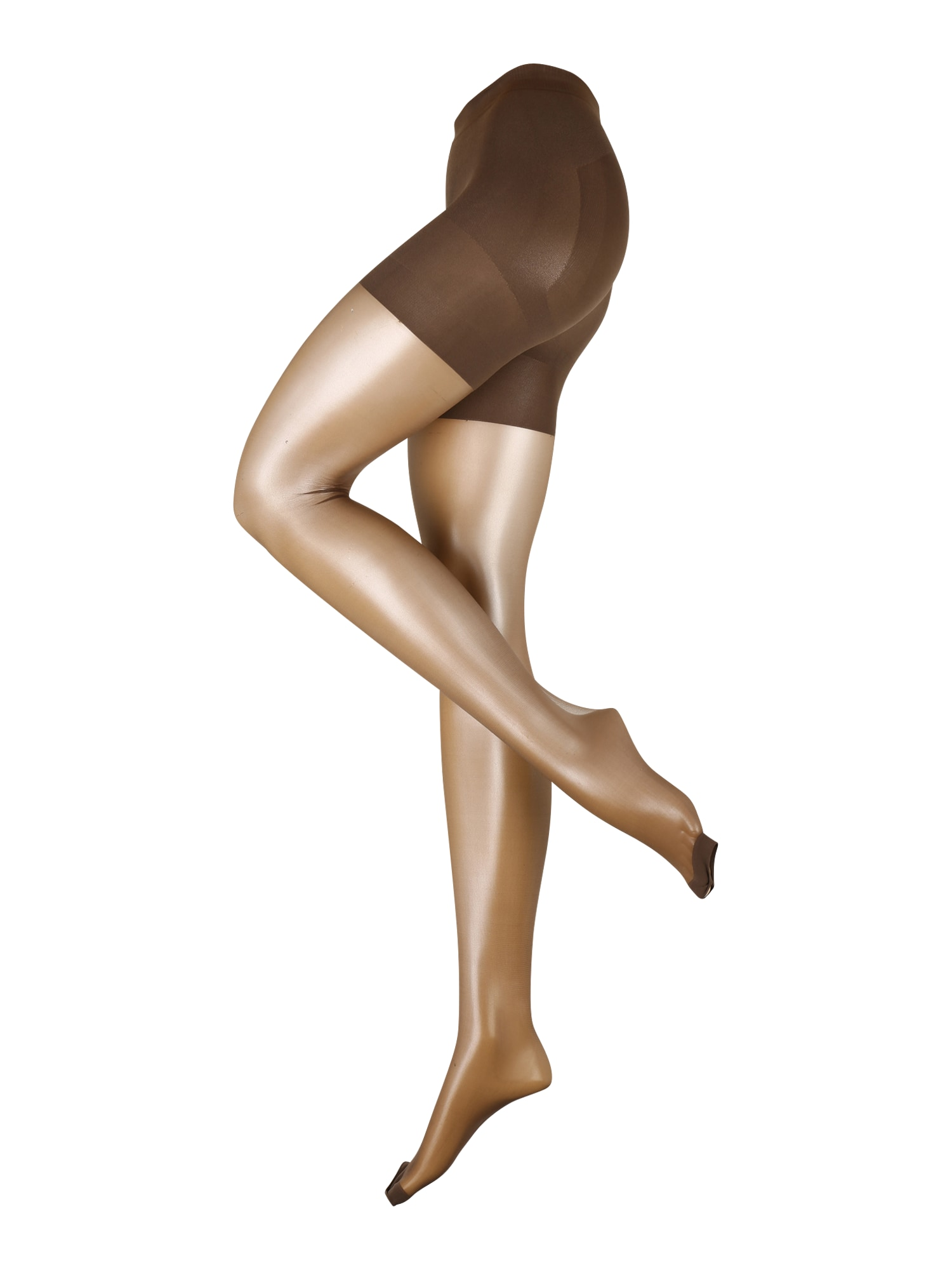 MAGIC Bodyfashion Pėdkelnės ruda