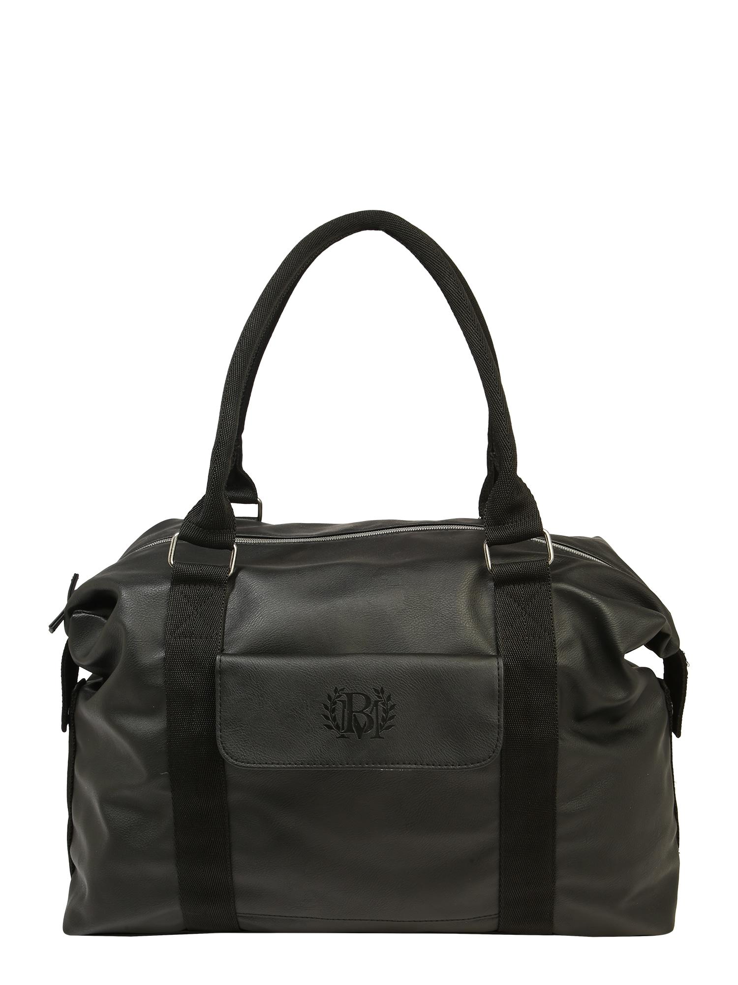 BURTON MENSWEAR LONDON Savaitgalio krepšys juoda