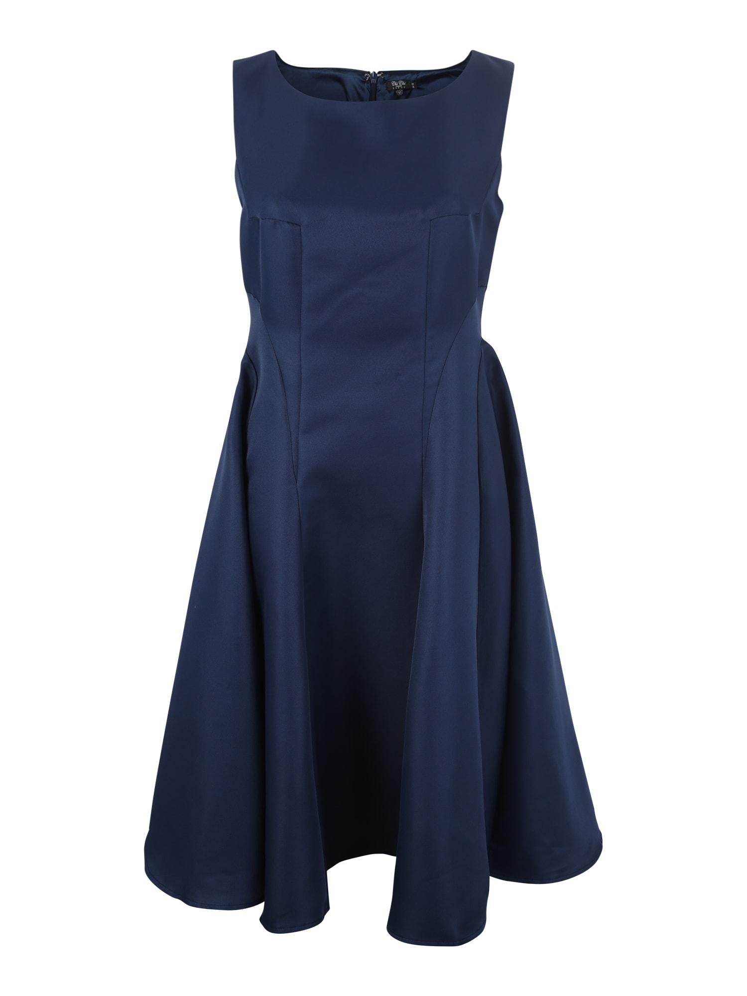 Chi Chi Curve Kokteilinė suknelė 'ANTHEA' mėlyna