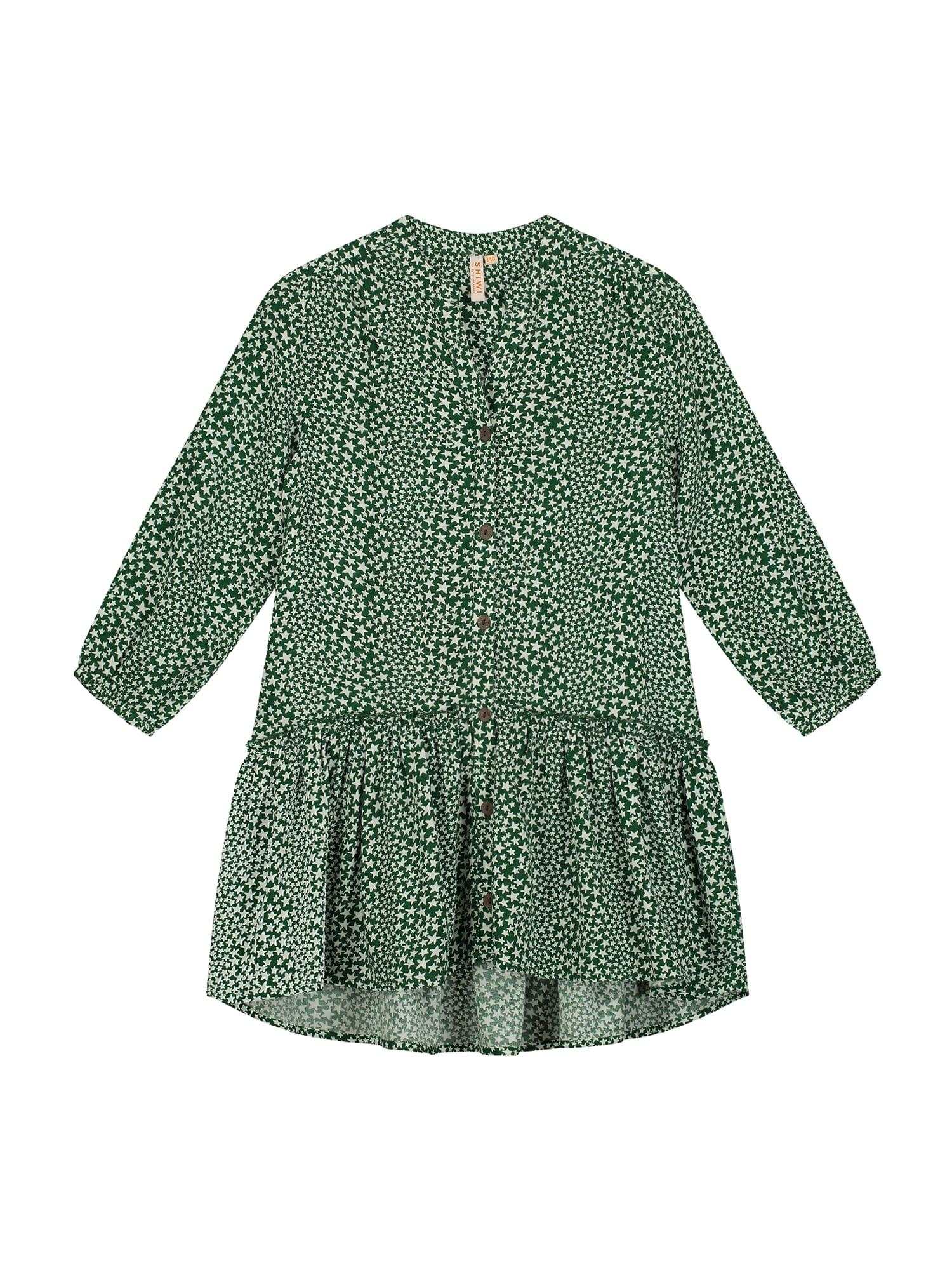 Shiwi Suknelė žalia / balta