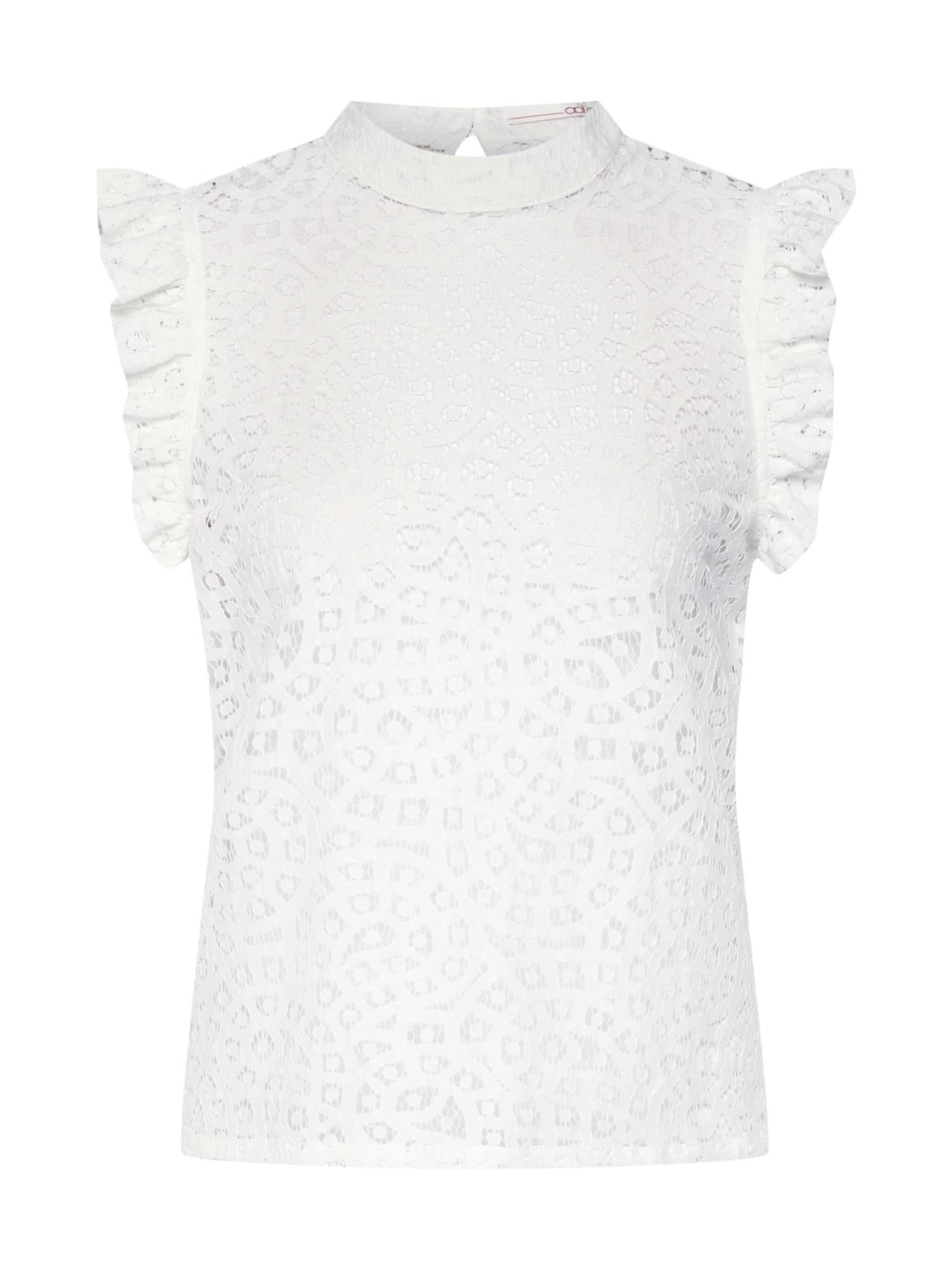 Tričko FLORIA bílá Aaiko
