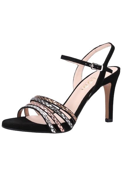 Sandalen - Sandalen › Lodi › mischfarben schwarz  - Onlineshop ABOUT YOU