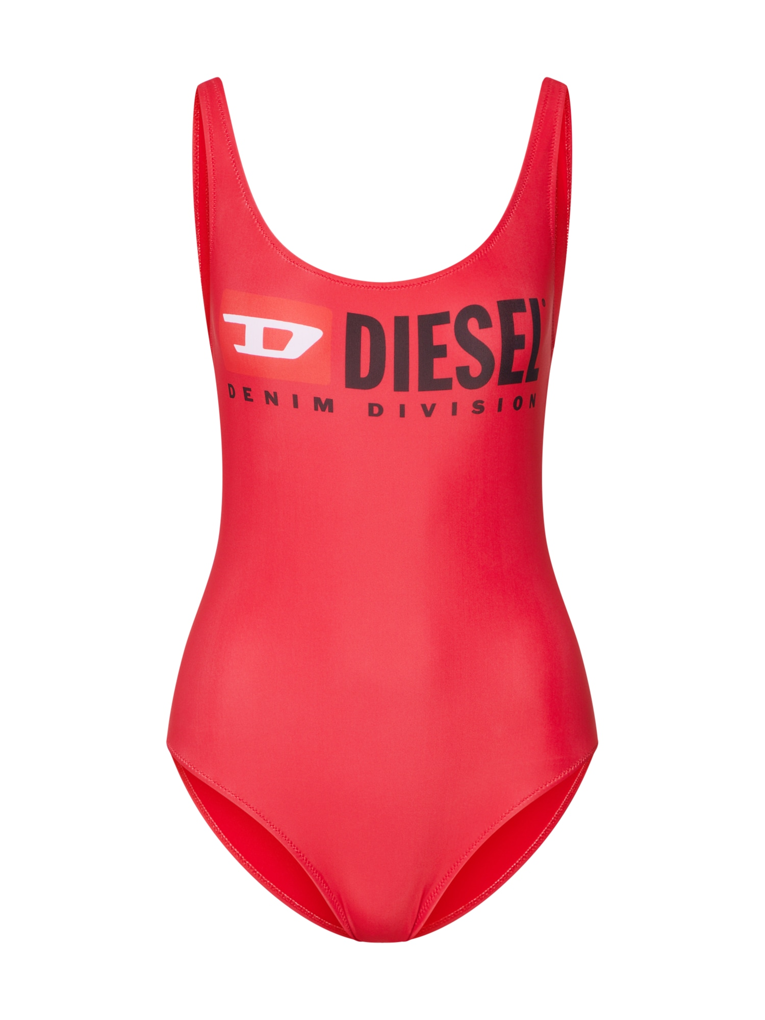Plavky BFSW-FLAMNEW červená DIESEL