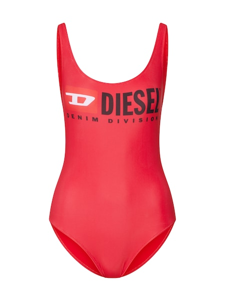 Bademode - Bademode 'BFSW FLAMNEW' › Diesel › rot  - Onlineshop ABOUT YOU