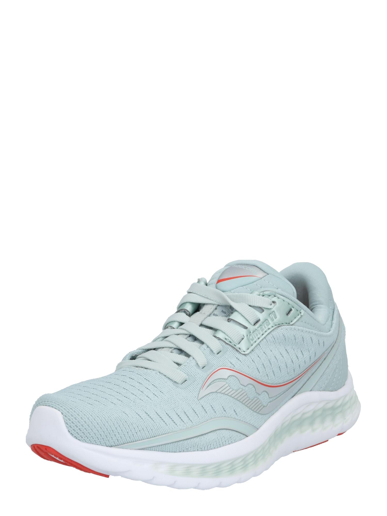 saucony Bežecká obuv 'Kinvara 11'  koralová / sivá