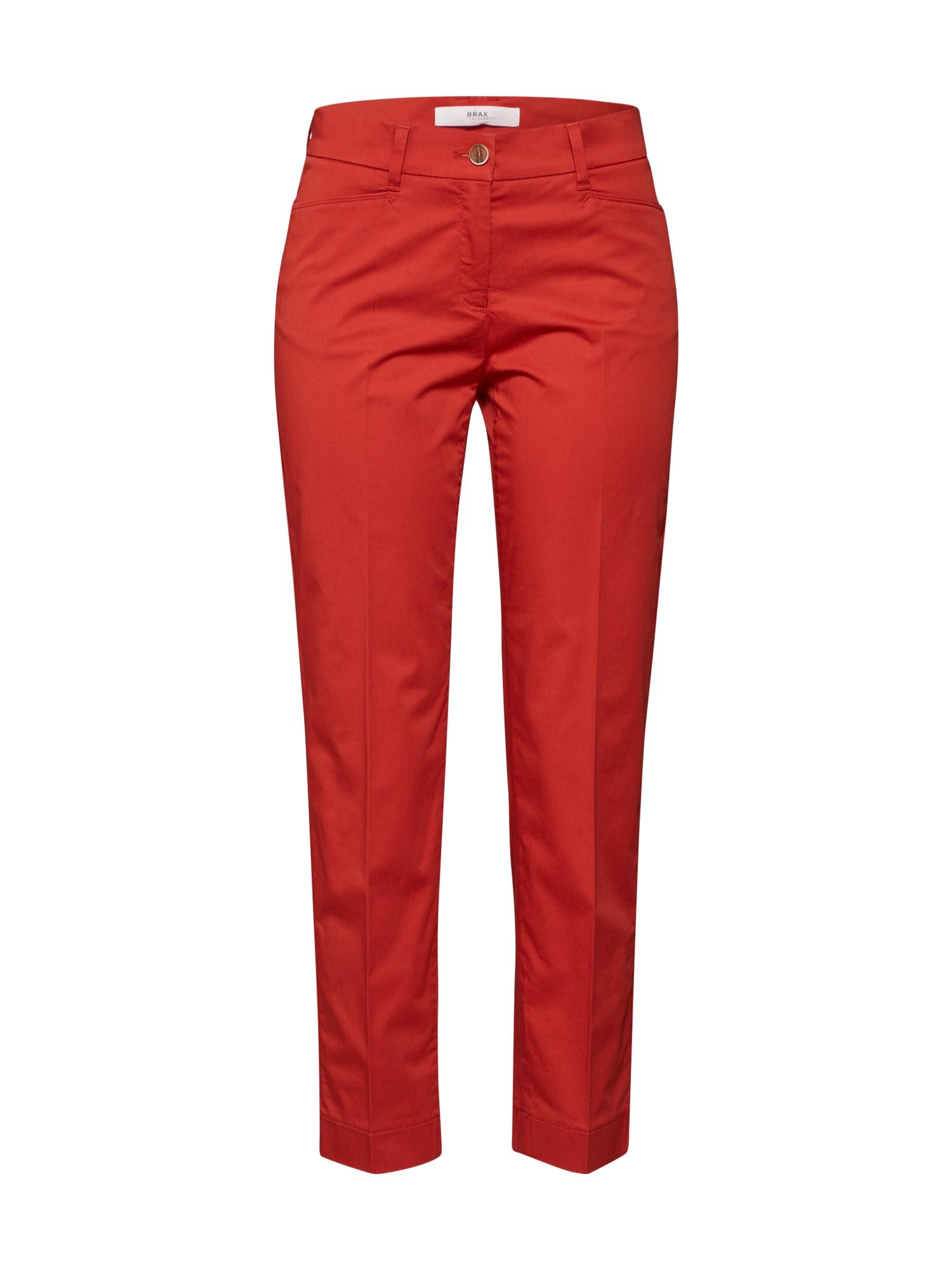 BRAX Kelnės 'MARAS' šviesiai raudona