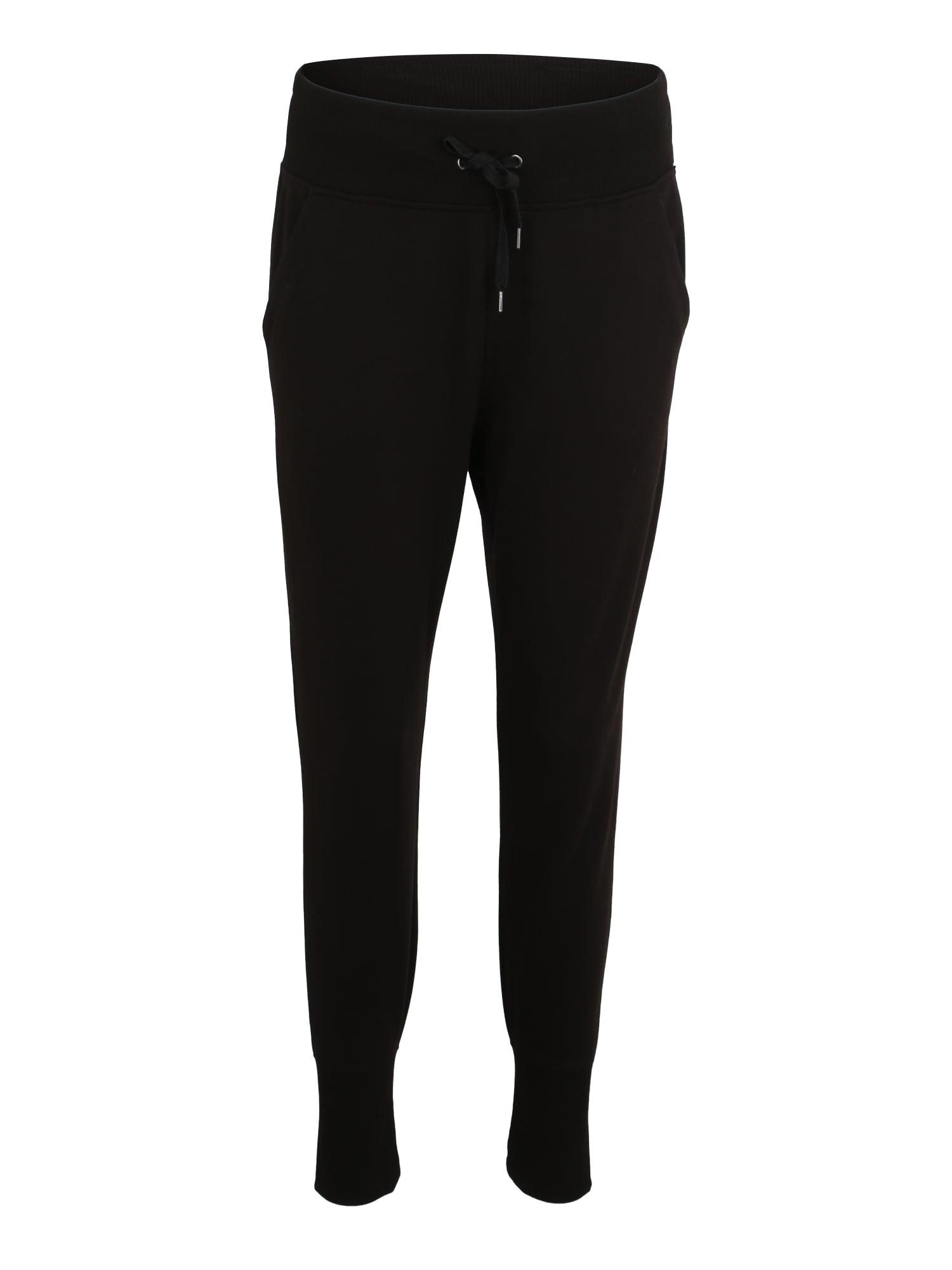 Sportovní kalhoty RELEVE LOUNGE černá Marika