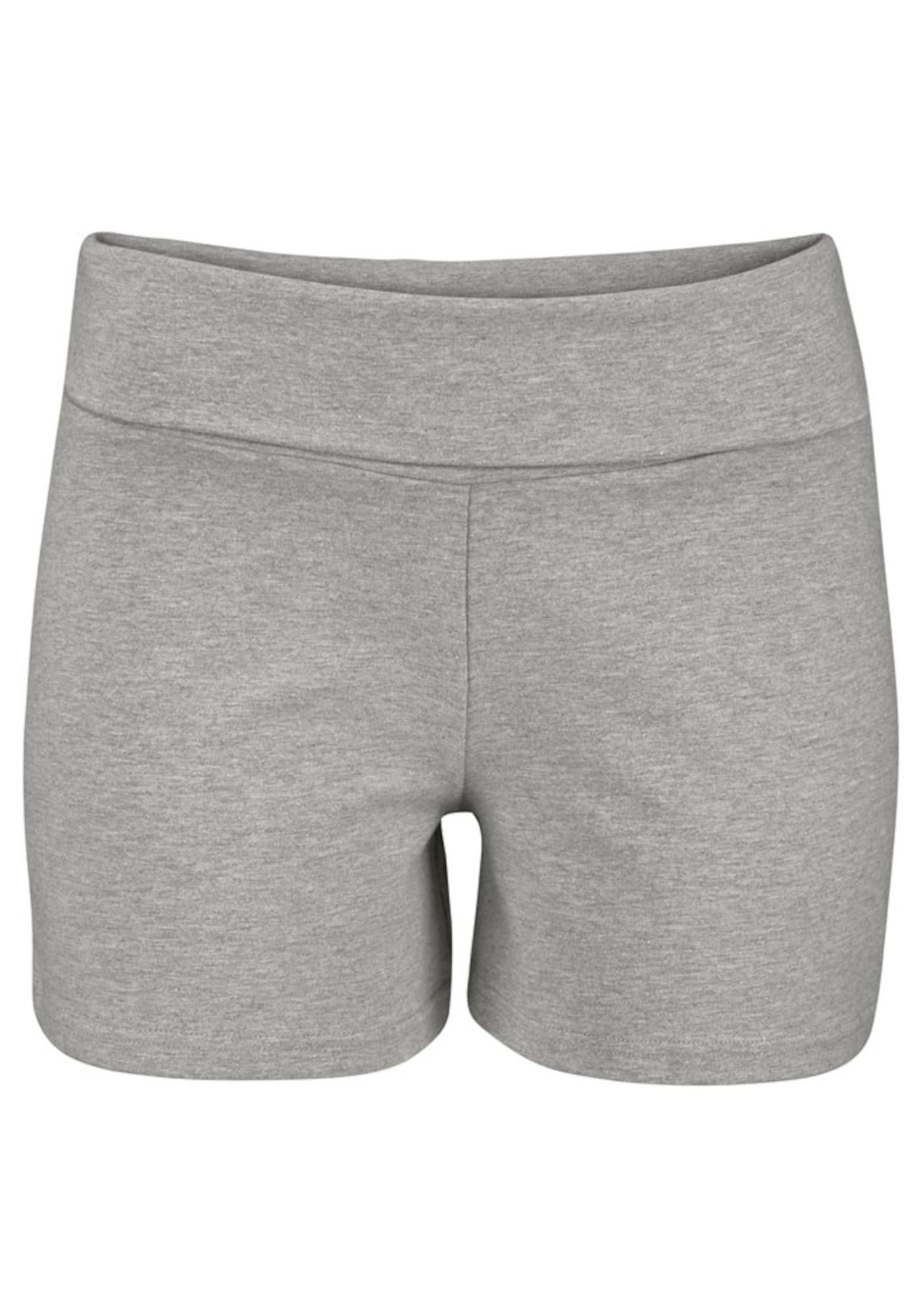 BEACH TIME Kelnės margai pilka