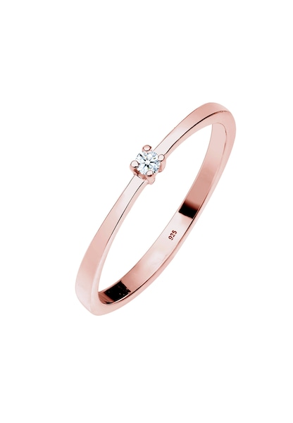 Ringe für Frauen - Diamore Ring rosegold  - Onlineshop ABOUT YOU
