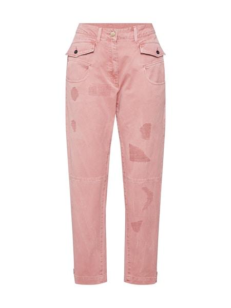 Hosen für Frauen - Jeans 'Army radar' › G Star Raw › rosa  - Onlineshop ABOUT YOU
