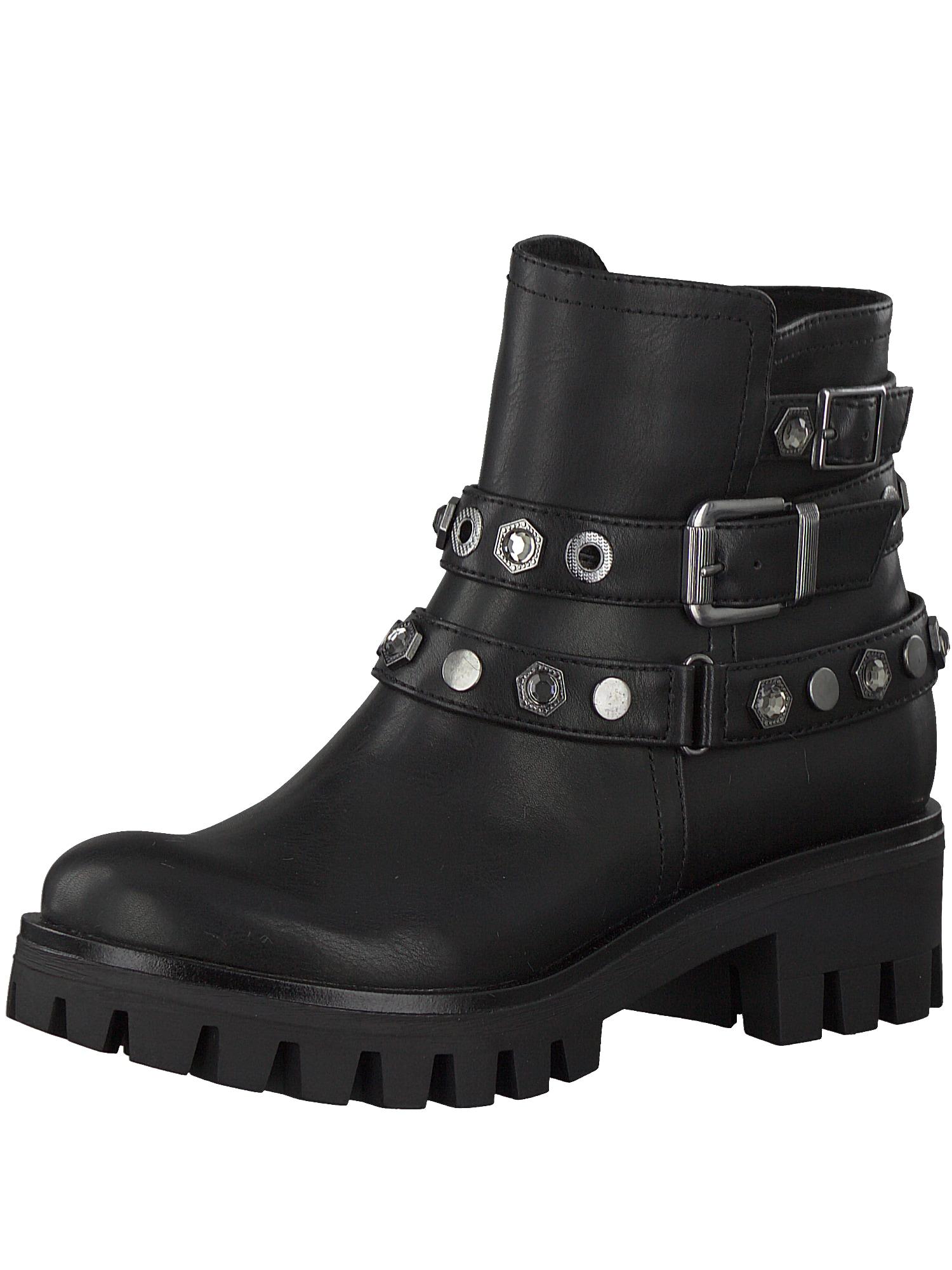 TAMARIS Auliniai batai juoda