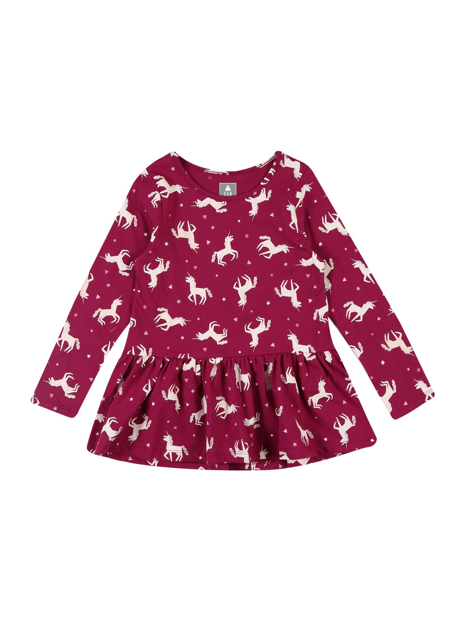 GAP Marškinėliai rožinė