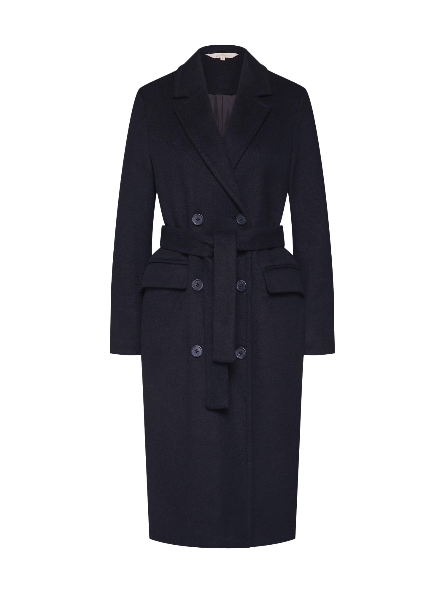 basic apparel Rudeninis-žieminis paltas 'Clara coat' juoda