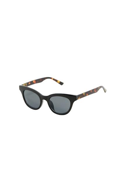 Sonnenbrillen für Frauen - MANGO Sonnenbrille 'Andrea' braun schwarz  - Onlineshop ABOUT YOU