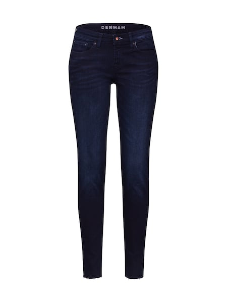 Hosen für Frauen - Jeans 'SHARP COLOR' › Denham › blue denim  - Onlineshop ABOUT YOU