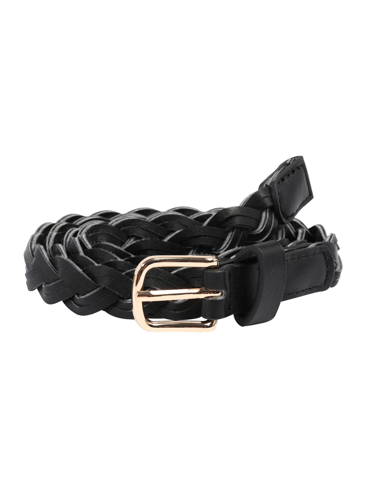 dorothy perkins - Kunstledergürtel 'Multi 2 Pack Weave Belt'