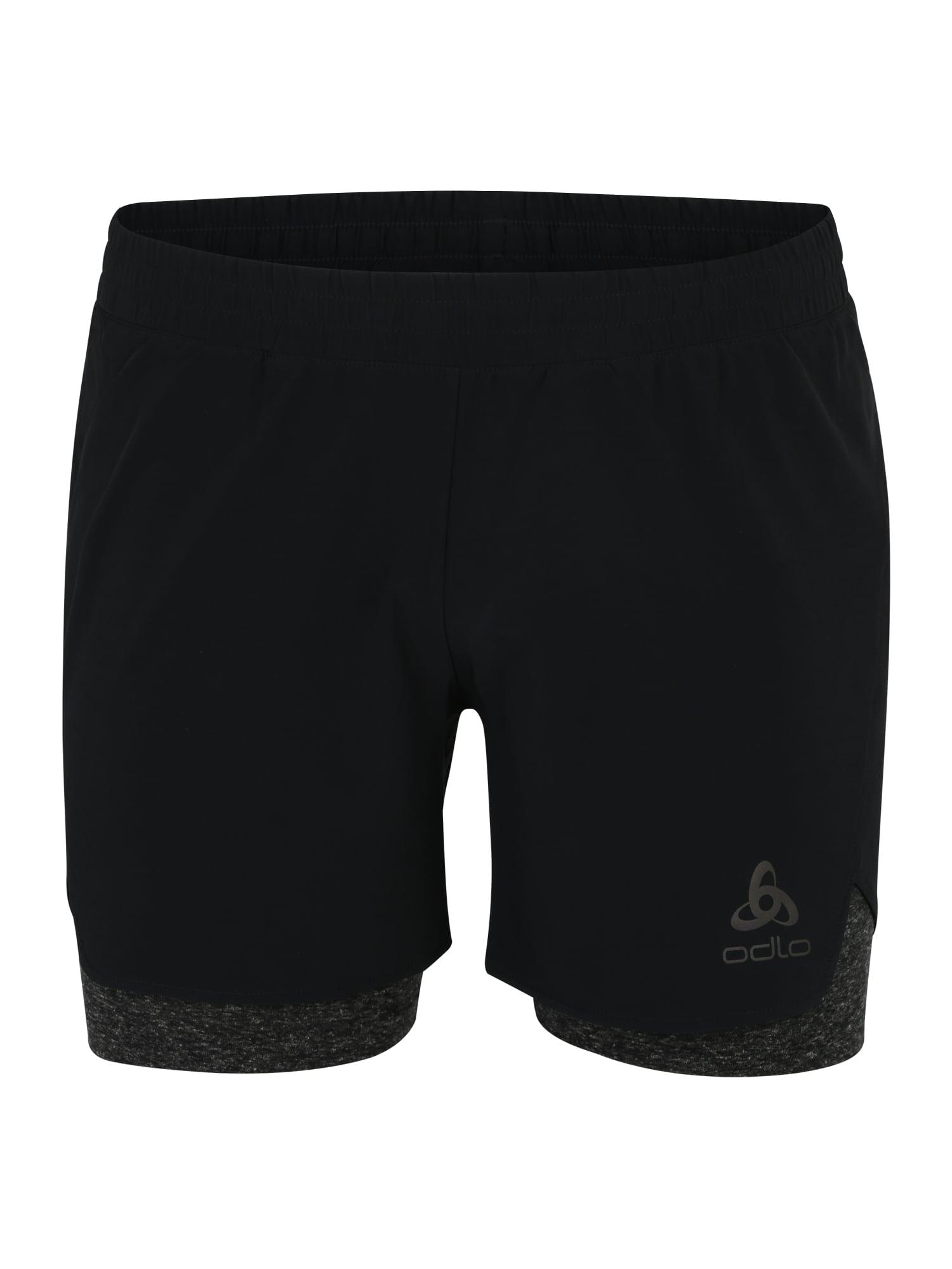 Sportovní kalhoty MILLENNIUM Linencool PRO černá ODLO