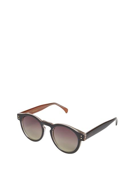 Sonnenbrillen für Frauen - Komono Sonnenbrille 'CLEMENT' apricot schwarz  - Onlineshop ABOUT YOU