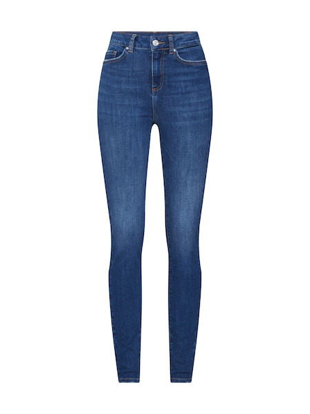 Hosen für Frauen - Jeans 'CALLIE' › Noisy May › blue denim  - Onlineshop ABOUT YOU
