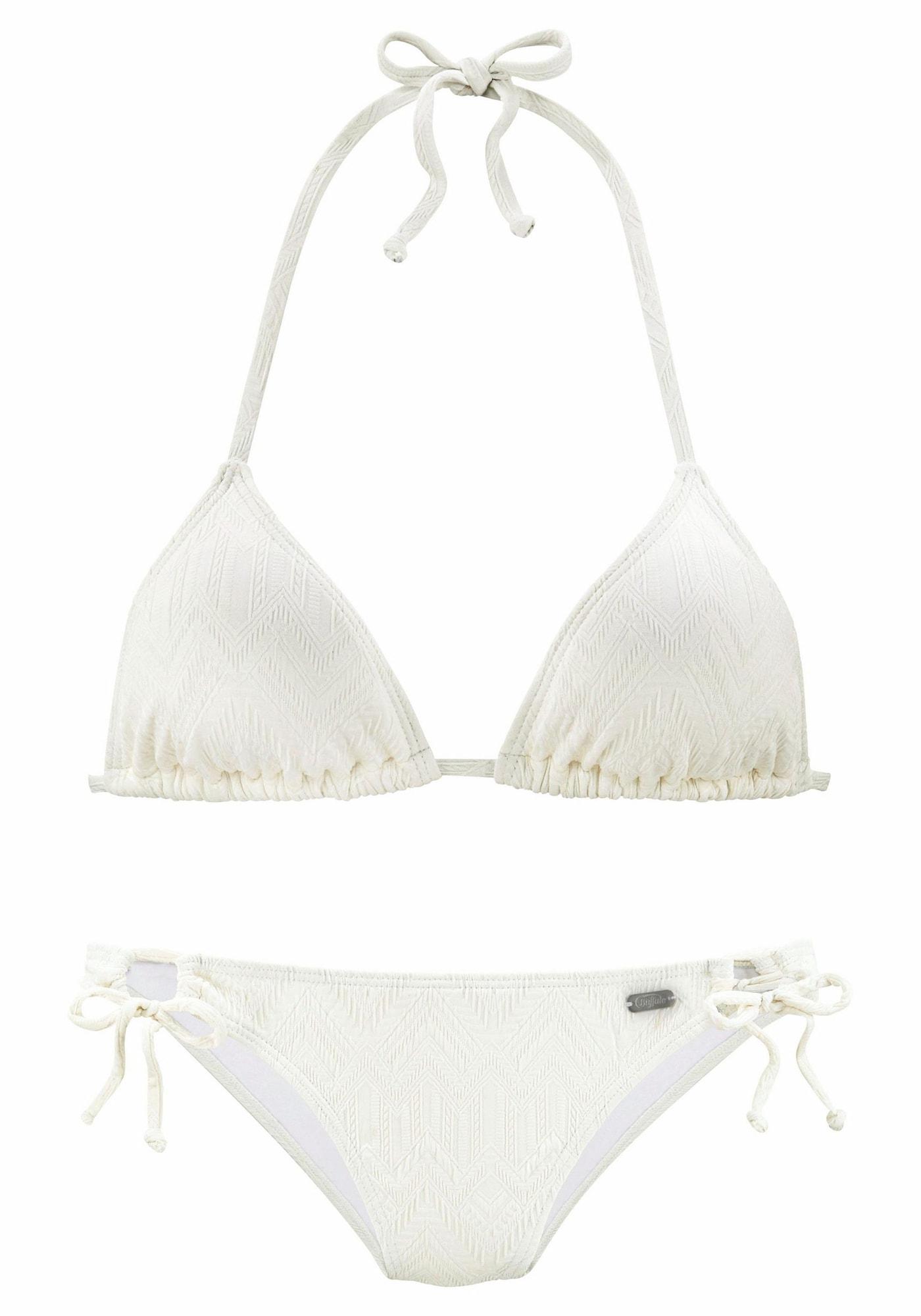 BUFFALO Bikinis balta