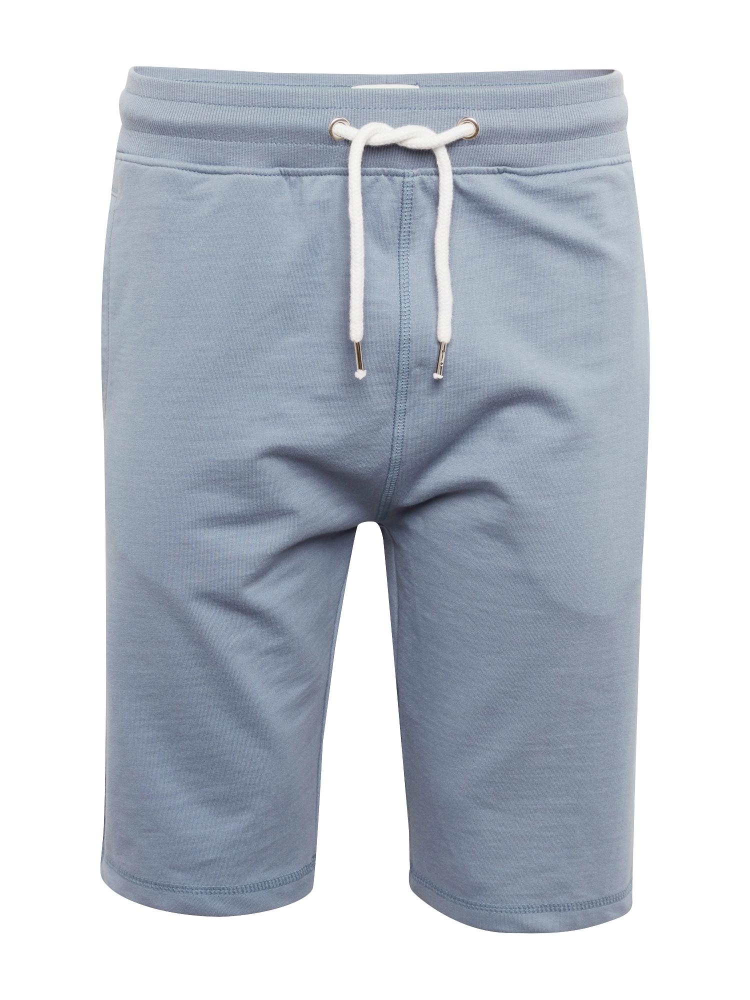 Kalhoty REGULAR-MORGAN světlemodrá !Solid