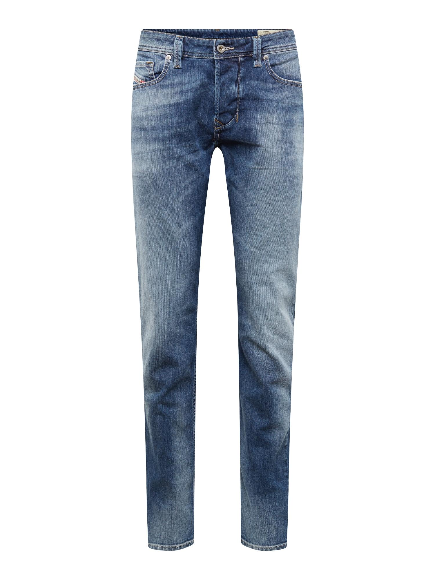 DIESEL Džinsai 'Larkee-Beex' tamsiai (džinso) mėlyna