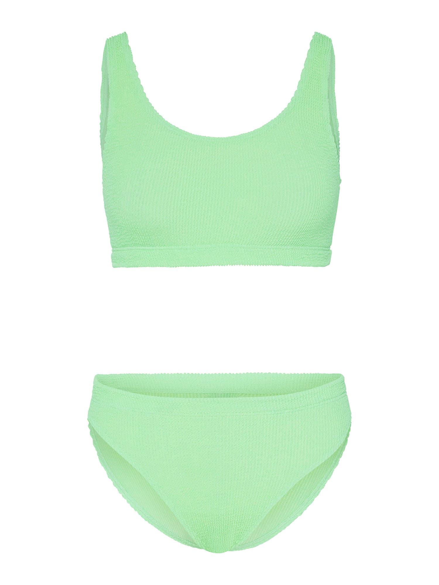 CHIEMSEE Sportinis bikinis žalia