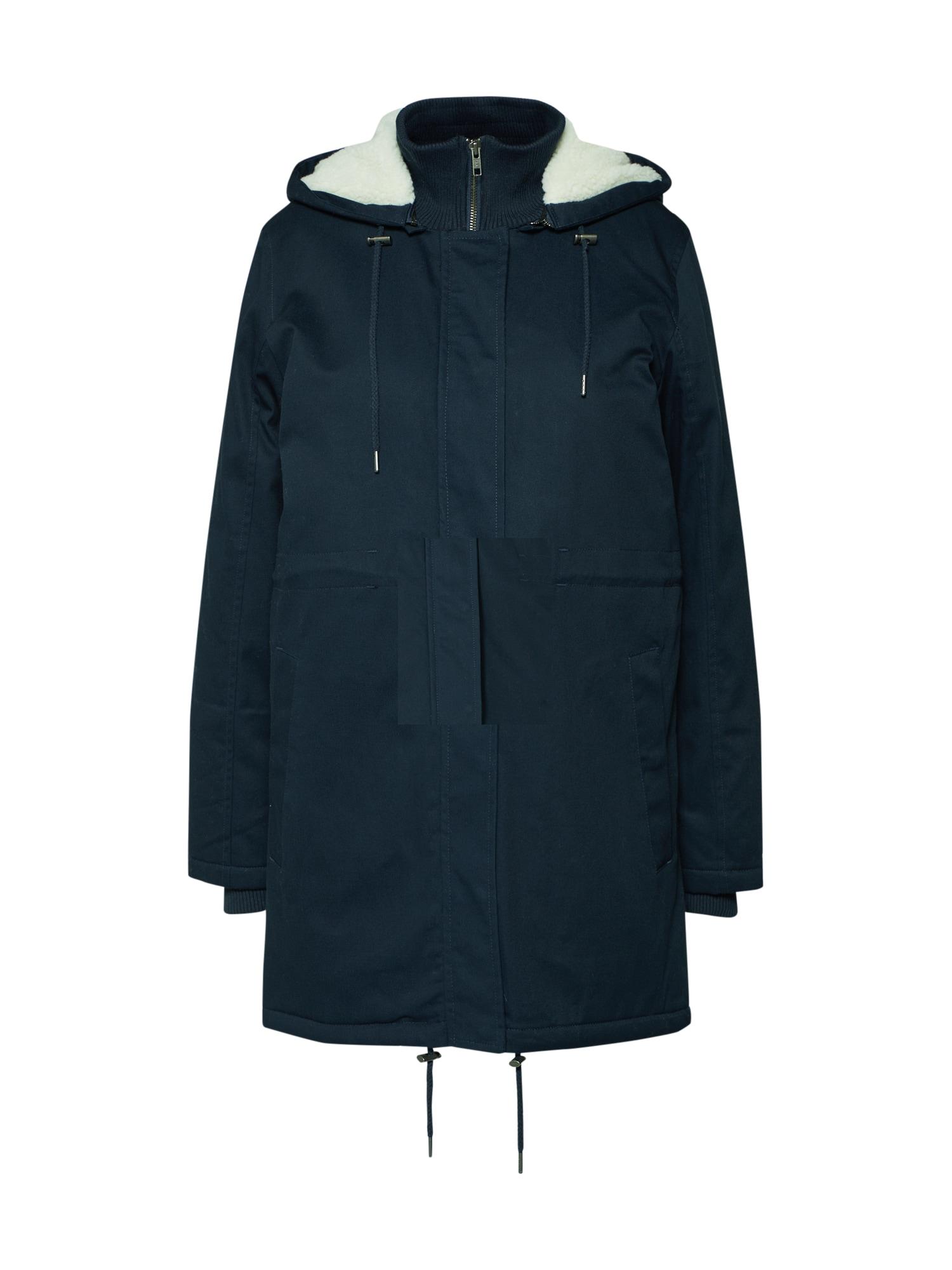 minimum Ilga rudeninė-žieminė striukė 'Jeannett' nakties mėlyna