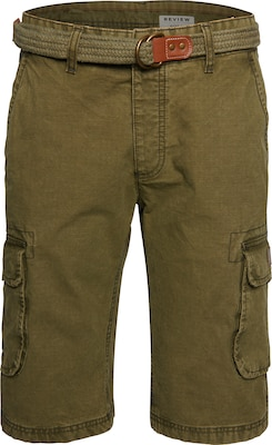 Review Shorts 'CARGO BELT'