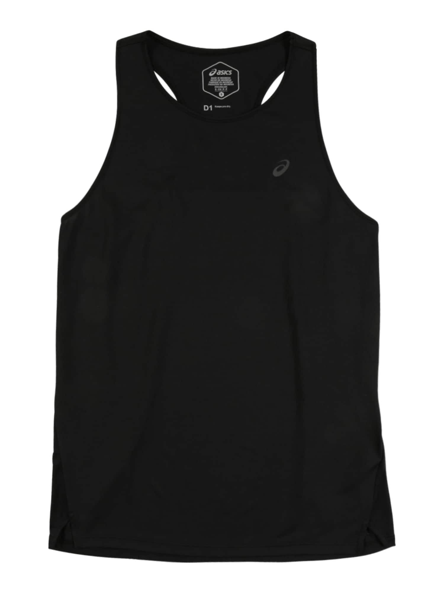 ASICS Sportiniai marškinėliai be rankovių