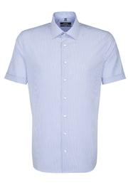 SEIDENSTICKER Herren Business Hemd Tailored blau,weiß | 04048869496240
