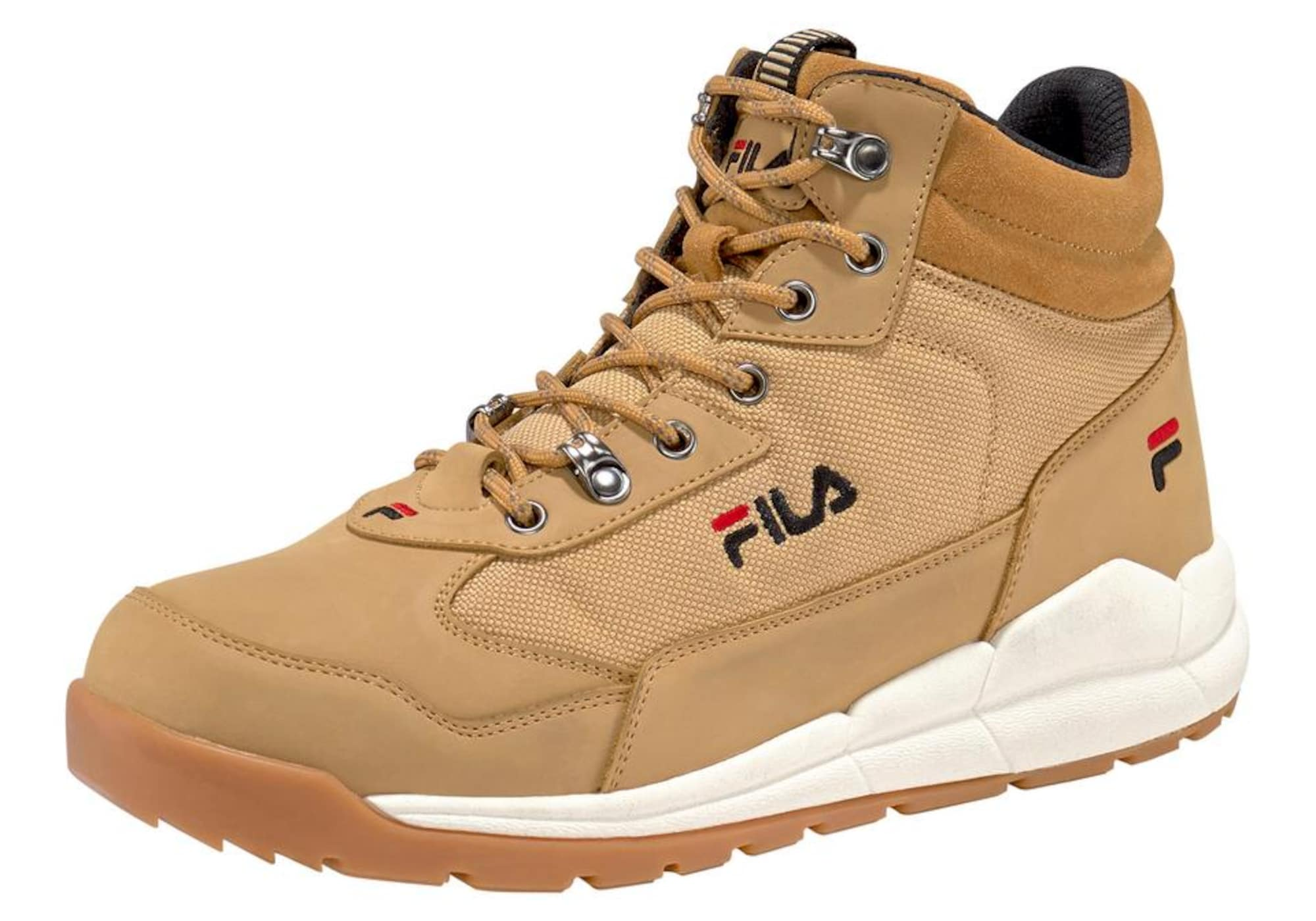 Schnürboots 'Alpha Mid' | Schuhe > Boots > Schnürboots | Fila