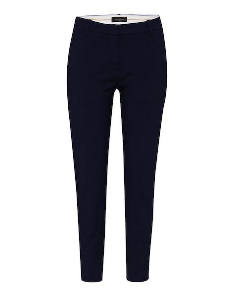 Hosen für Frauen - Stoffhose 'Kylie Crop' › FIVEUNITS › nachtblau  - Onlineshop ABOUT YOU