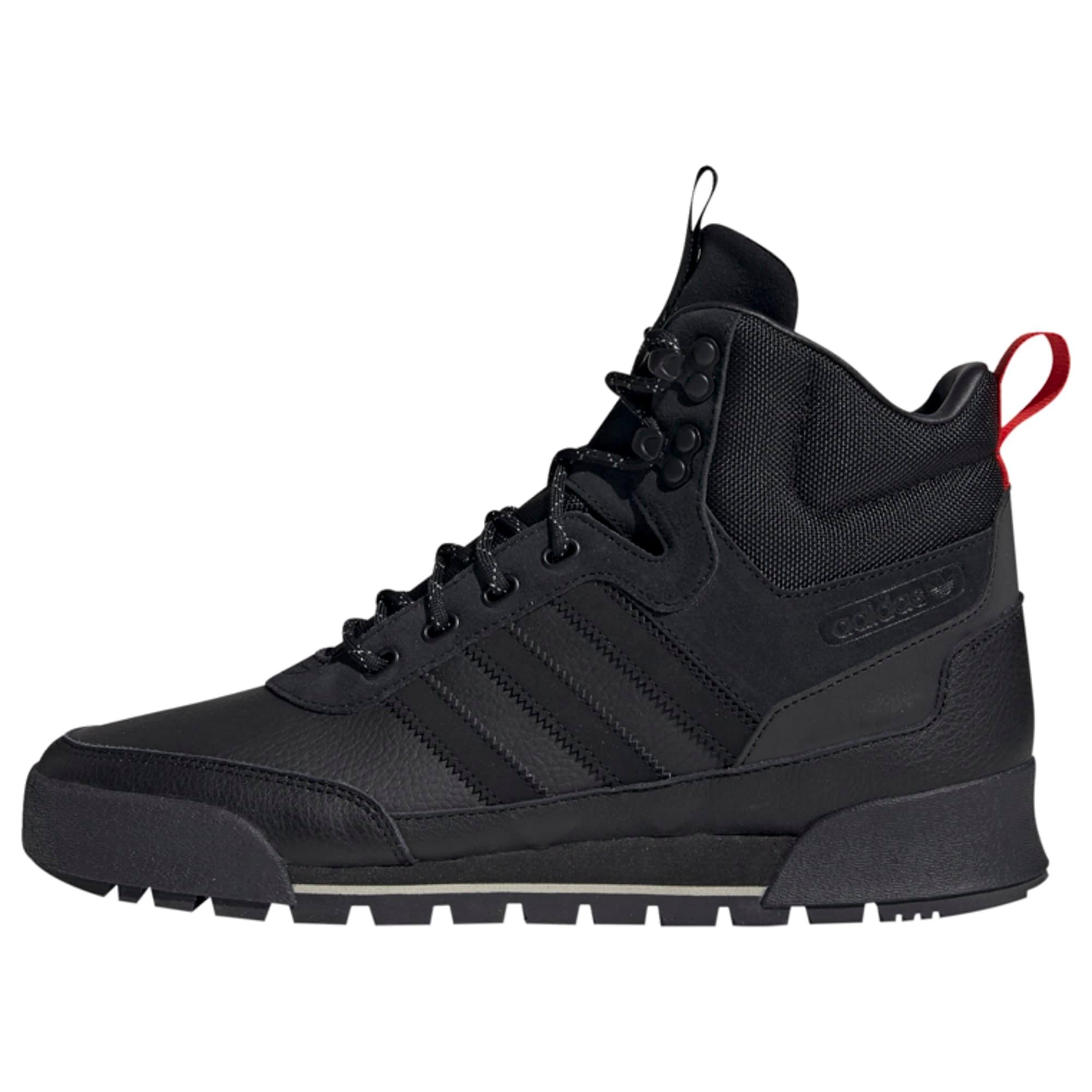 ADIDAS ORIGINALS Auliniai batai su raišteliais 'Baara' juoda